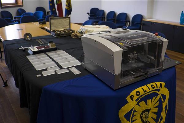 В Португалии арестованы фальшивомонетчики, использовавшие технологии 3D-печати