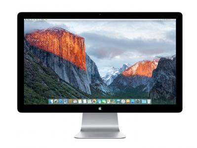Apple прекращает выпуск своего единственного монитора Thunderbolt Display