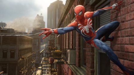Insomniac Games выпустит PS4-эксклюзив про Человека-паука