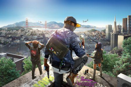 Watch Dogs 2: Трейлер и геймплей