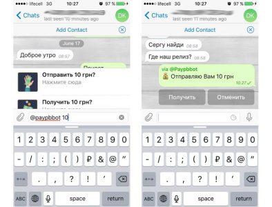 Нужно больше ботов! «ПриватБанк» запустил мгновенные переводы в Telegram