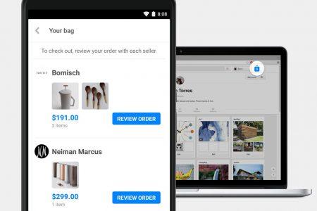 Pinterest позволит искать предметы на фото и сразу покупать их