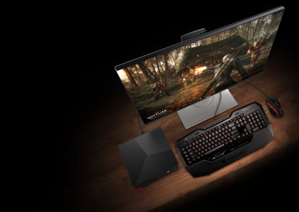 Alienware отпразднует двадцатилетие бренда выпуском игрового ноутбука Alienware 13 с экраном OLED и нового мини-ПК Alienware Alpha