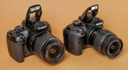 Canon 1300D vs Nikon D3300: твоя первая зеркалка (2016)