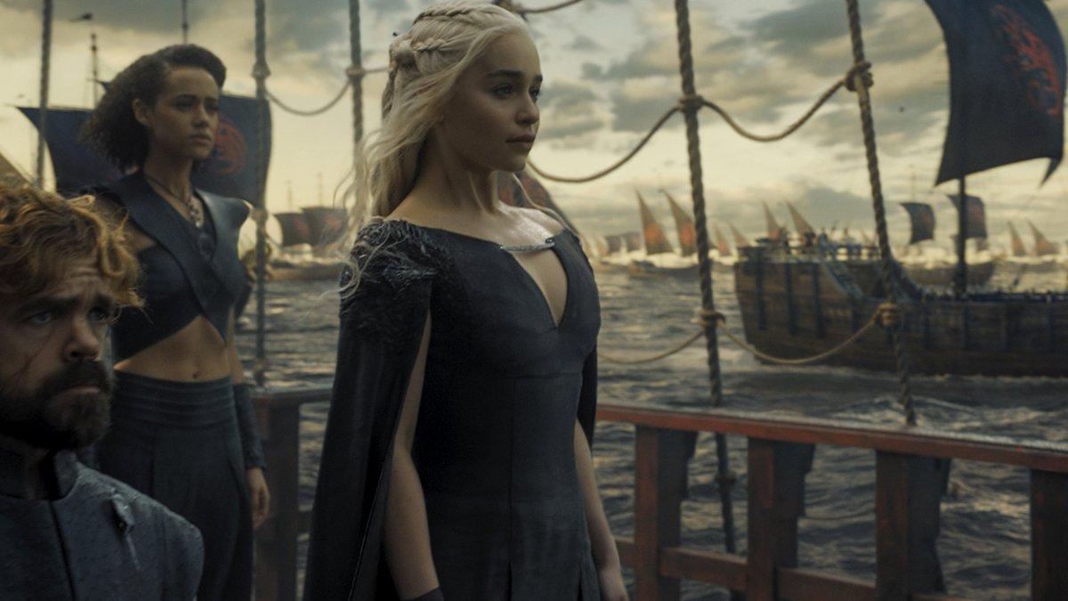 Создатели сериала Игры престолов осталось максимум 15 серий