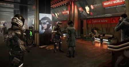 18 минут геймплея из Deus Ex: Mankind Divided в Праге