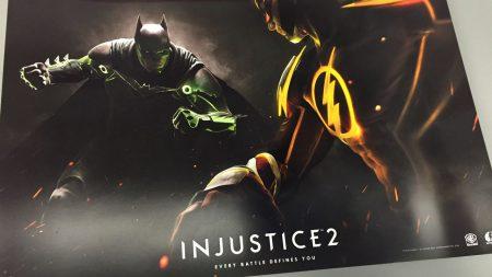 Вышел первый трейлер игры Injustice 2