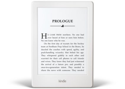 Amazon обновила наиболее доступную версию Kindle