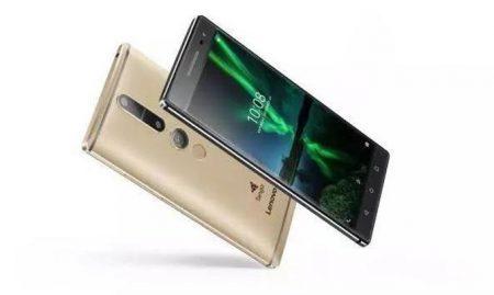 Изображения смартфона Lenovo Project Tango появились накануне завтрашнего анонса