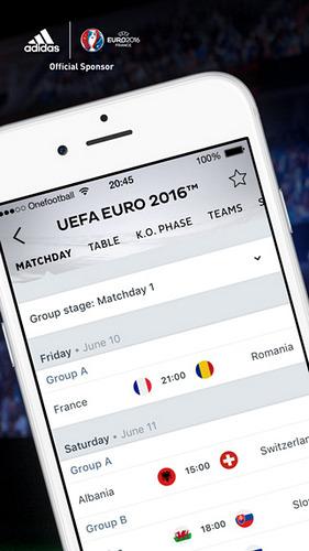 ... получившее рекомендацию редакции магазина Google Play. Приложение  охватывает всевозможные футбольные события 5ffa73e7a9f3e