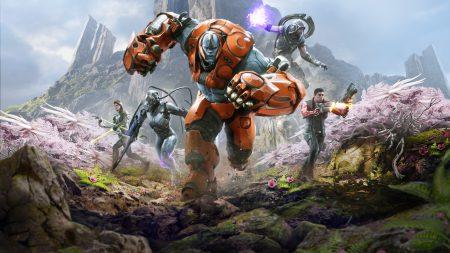 Epic назначила дату старта ОБТ Paragon, показала нового персонажа и поделилась планами на будущее