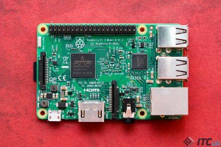 Экспресс-обзор Raspberry Pi 3