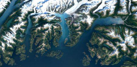Google обновила сервисы Maps и Earth новыми высококачественными снимками со спутника Landsat 8