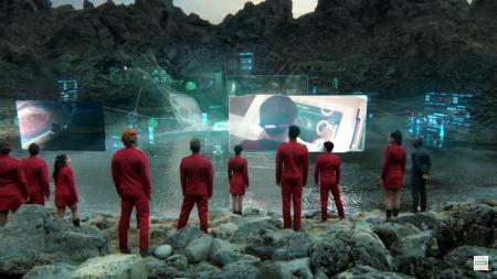 Hewlett Packard прорекламировала компьютер будущего The Machine во вселенной Star Trek