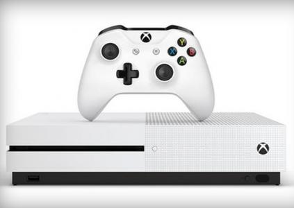 Xbox One S — уменьшенная на 40% консоль со встроенным блоком питания получит поддержку 4K и HDR