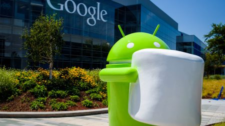 Доля Android Marshmallow перевалила за 10%