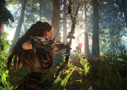 Опубликован 8-минутный геймплейный ролик игры Horizon Zero Dawn