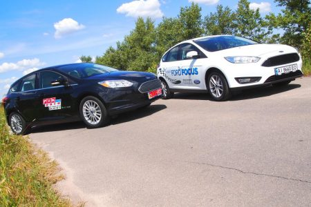 Ford Focus Electric против Ford Focus 1.0 Ecoboost