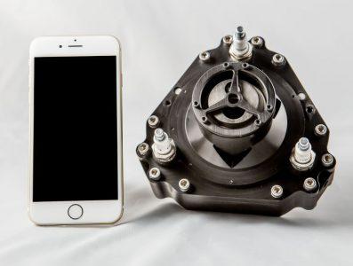 LiquidPiston создала роторный двигатель для картов, масса которого на порядок меньше массы обычных поршневых двигателей