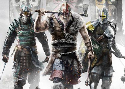 На E3 показали боевую систему игры For Honor, предлагающей выступить в роли викинга, рыцаря или самурая