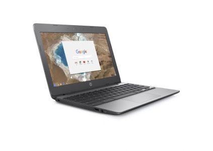 HP анонсировала доступный Chromebook 11 G5 с длительным временем автономной работы