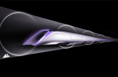 Фотогалерея дня: капсулы Hyperloop, предназначенные для испытаний на тестовом треке SpaceX