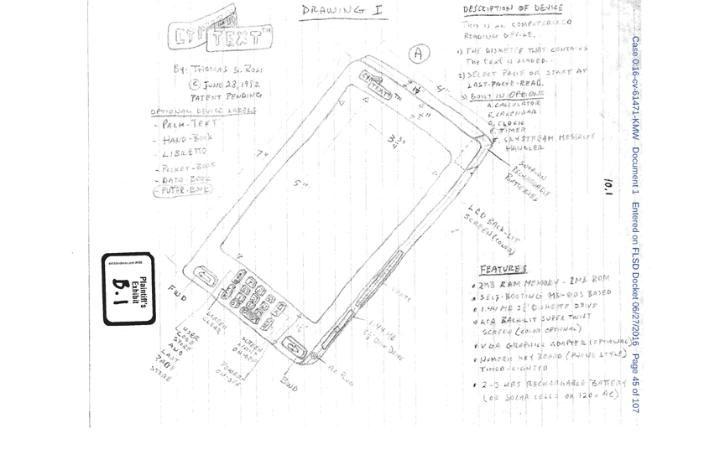 От Apple через суд требуют компенсацию в $10 млрд за кражу идеи iPhone