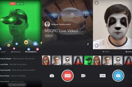 В сервисе трансляции живого видео Facebook Live появятся фильтры-маски из MSQRD, планировщик трансляций и специальные залы ожидания