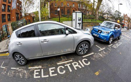 Карты Here помогут с поиском свободных зарядных станций для электромобилей