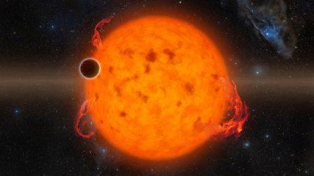 Найдена самая молодая из всех известных человечеству экзопланет