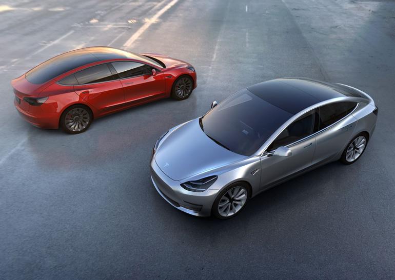 ВTesla поведали озавершении разработки Model 3