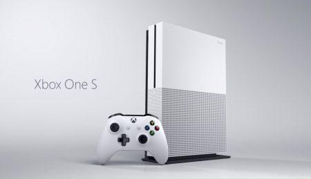 Xbox One S — самая компактная консоль Microsoft