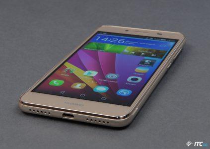 Обзор смартфона Huawei Y5 II
