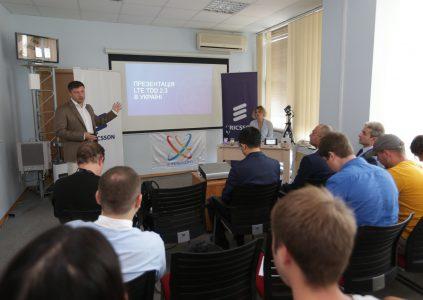 Intellecom показал в Киеве работу 4G и может запустить его уже в 2017 году
