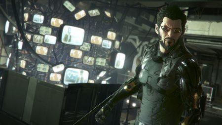 Первые 20 минут геймплея из Deus Ex: Mankind Divided
