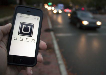 Uber приостанавливает работу в Венгрии из-за блокирования интернет-доступа к диспетчерам