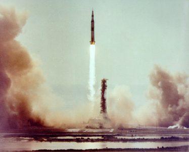 Исходный код бортового управляющего компьютера Apollo 11 выложен на GitHub