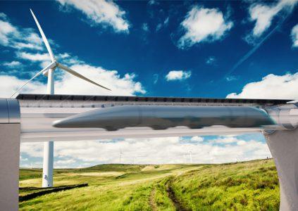 Из Стокгольма в Хельсинки (480 км) на Hyperloop можно будет доехать менее чем за полчаса