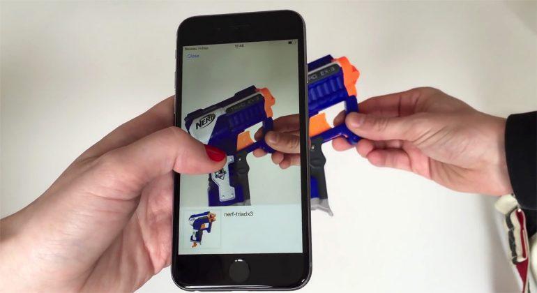 Google купила стартап Moodstocks, который специализируется на рас познавании объектов силами смартфонов