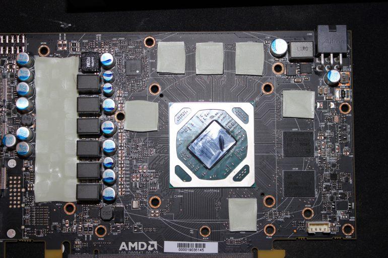 Ранние видеокарты AMD Radeon RX 480 с 4 ГБ памяти содержат 8 ГБ