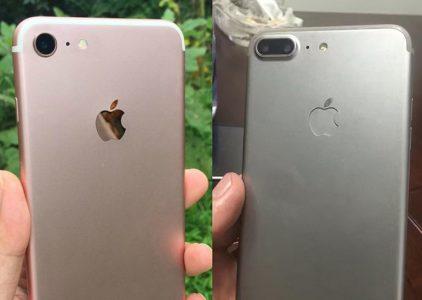 Живые фотографии смартфона Apple iPhone 7 свидетельствуют о незначительных изменениях в дизайне и использовании двойной камеры в iPhone 7 Plus
