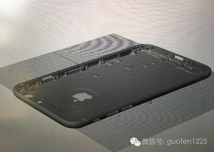 Рендерные изображения iPhone 7 и iPhone 7 Plus подтверждают отсутствие 3,5 мм звукового разъёма и наличие двойной камеры в старшей модели