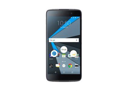BlackBerry анонсировала второй Android-смартфон BlackBerry DTEK50 (Neon), который на самом деле является модифицированной версией Alcatel Idol 4