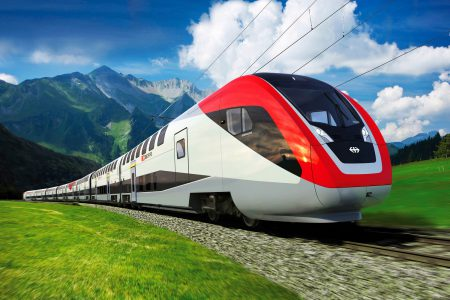 «Укрзалізниця» и Bombardier подписали меморандум о создании в Украине совместного предприятия по производству локомотивов