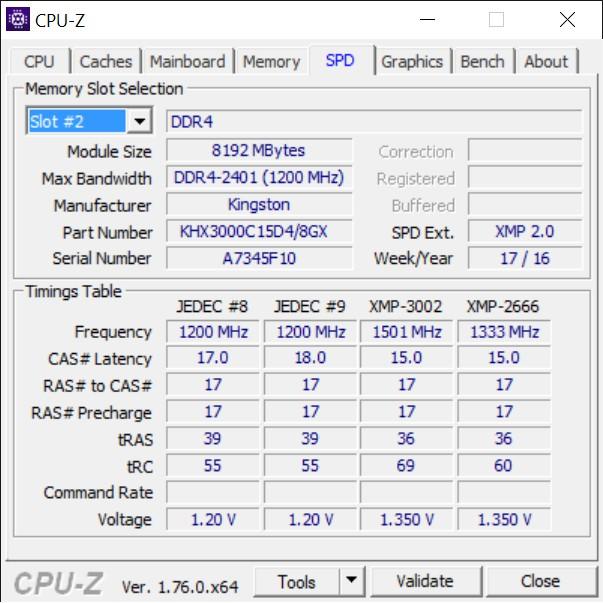 HyperX_Predator_CPU-Z_profile