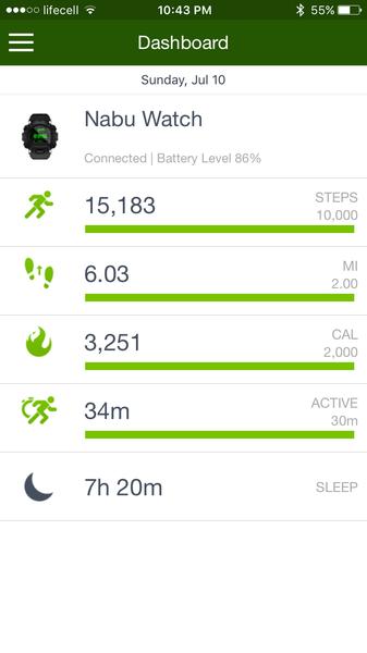 Обзор умных часов Razer Nabu Watch