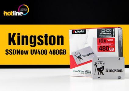 Видеообзор накопителя Kingston SSDNow UV400 480 ГБ