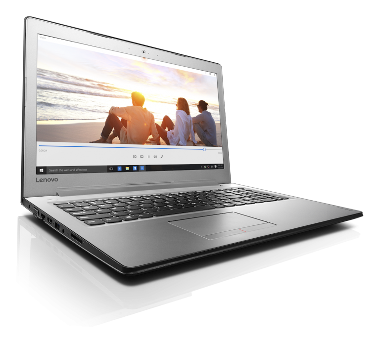 """В Украине начинаются продажи ноутбука Lenovo Ideapad 510 15"""" по цене от 15999 грн"""