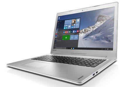 В Украине начинаются продажи ноутбука Lenovo Ideapad 510 по цене от 15999 грн