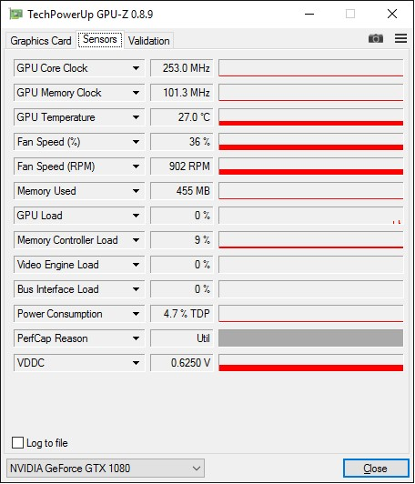 MSI_GTX1080_Gaming_X_8G_screen_GPU-Z_idle-Zero